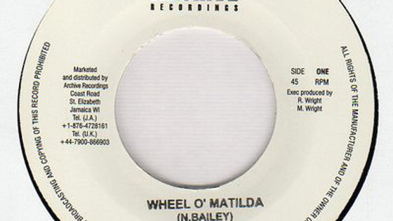 Sowell Radics–Wheel O' Matilda