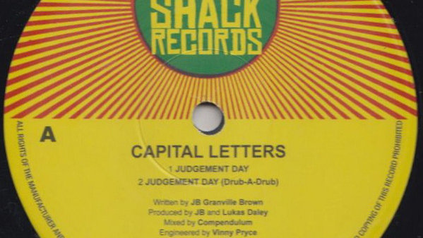 Capital Letters–Judgement Day