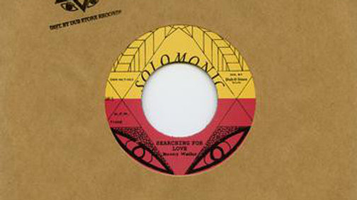 Bunny Wailer ‎– Searching For Love /Must Skank