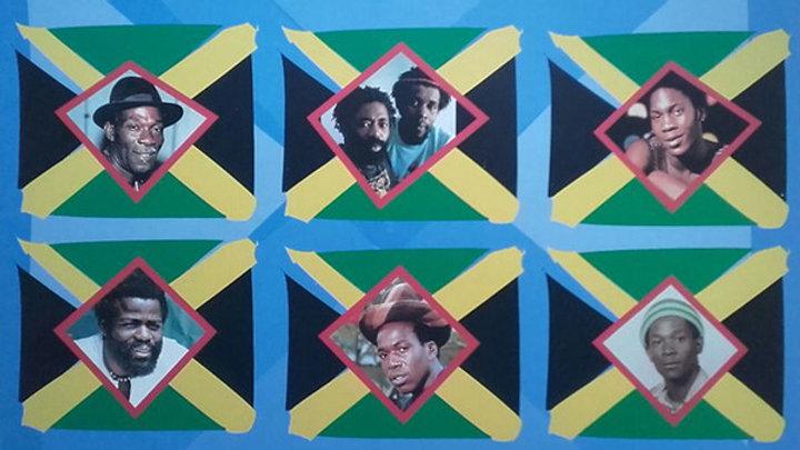 Jamaica's Reggae Stars