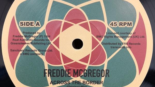 Across The Border - Freddy McGregor