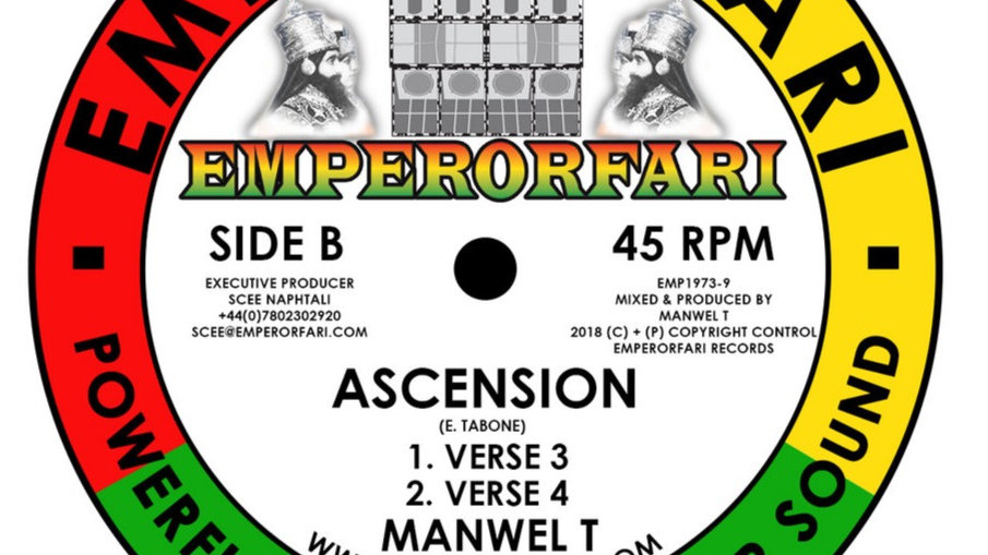 Ascension - Manwel T