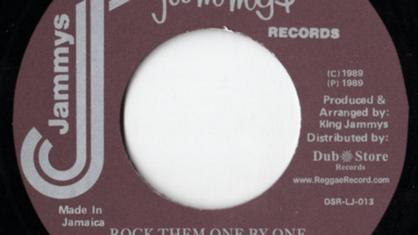 Eccleton Jarrett–Rock Them One By One