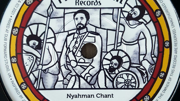 Nyahman Chant ‎– Idren Natural, Kai Dub