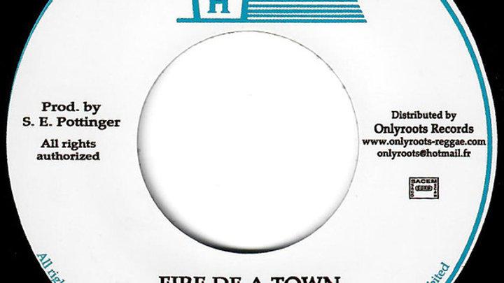 Novelette Barnett–Fire De A Town