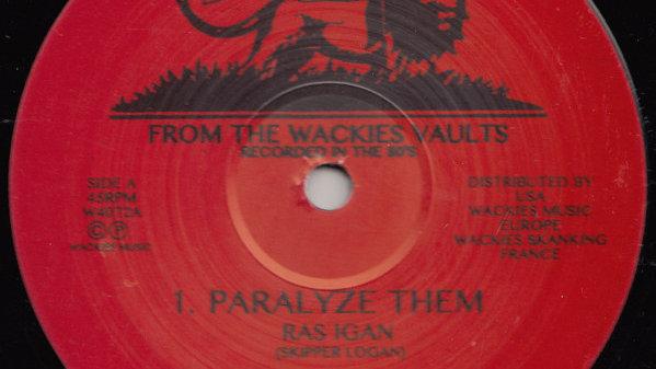 Ras Igan–Paralyze Them