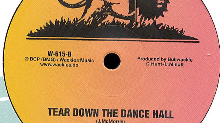Jah Batta –Informer/ Little John - Tear Down The Dance H