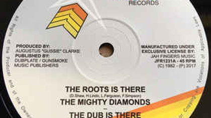 The Roots Is There / Revolution - The Mighty Diamonds