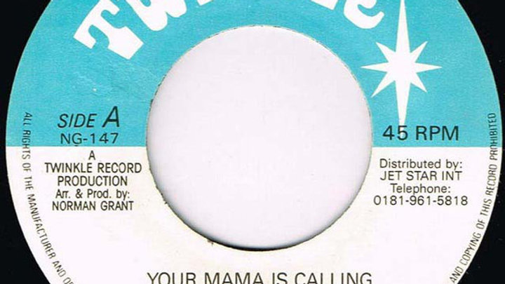 Lorna Asher ‎– Your Mama Is Calling
