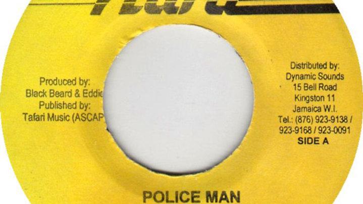 Joseph Hill&Culture–Police Man