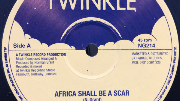 Twinkle Brothers–Africa Shall Be A Scar / Nah Eat Can't Sleep