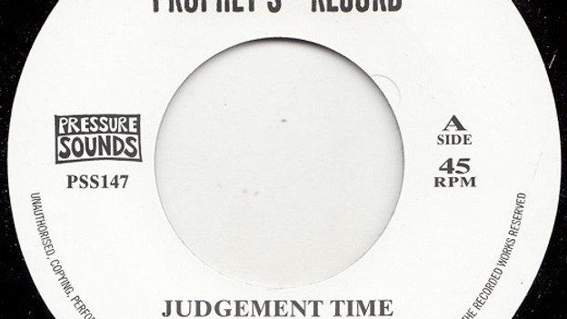 Vivian JacksonAndThe Prophets–Judgement Time