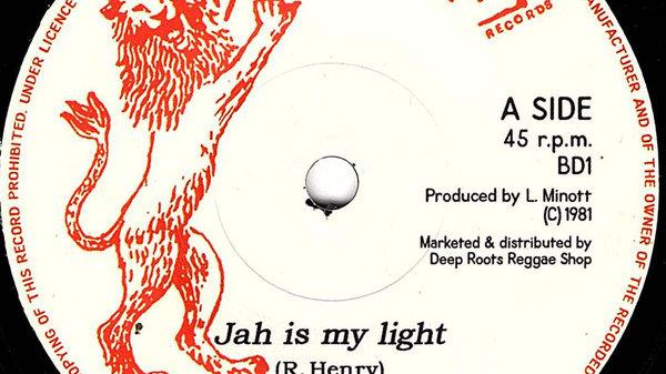 Robert Emanuel–Jah Is My Light