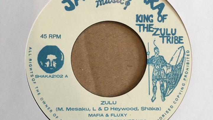 Mafia & FluxyFeat.Megumi Mesaku–Zulu