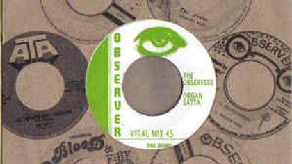 Freddie McGregor/The Observers–Rasta Have Faith / Organ Satta