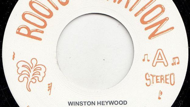Winston Heywood/Upsetters–Long Long Time