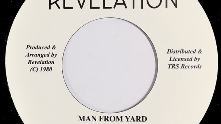 Man From Yard - Revelation