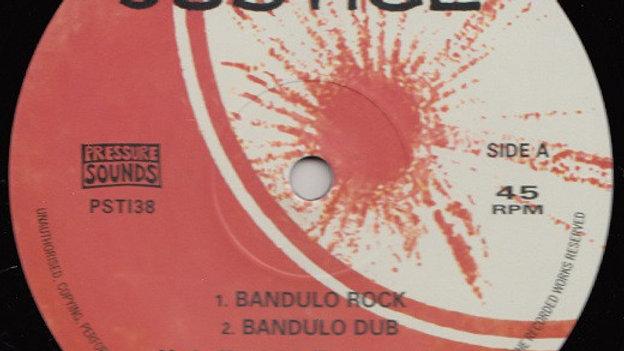 Matic, Kenrick & The Aggrovators–Bandulo Rock