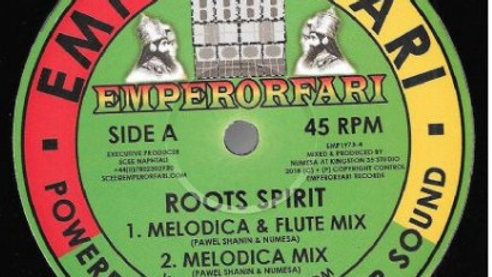 Roots Spirit - Numesa, Pawel Shanin