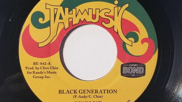 Bongo Pat–Black Generation