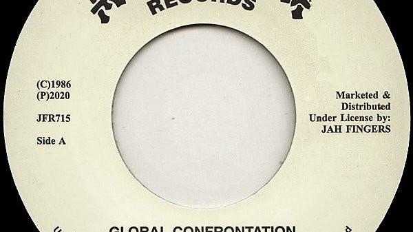 Global Confrontation / Ripper - Barry Morgan