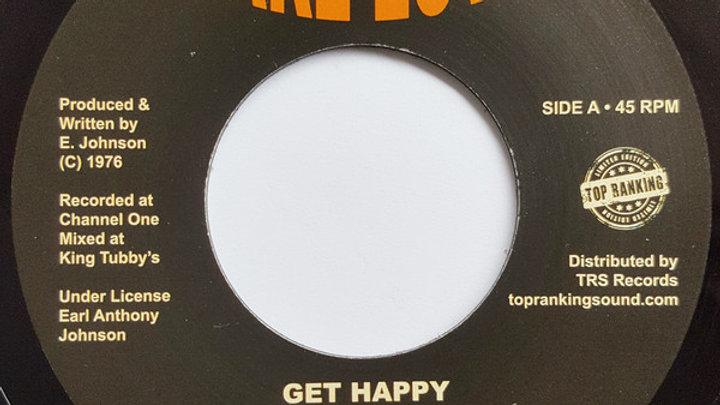 Get Happy – Earl Zero