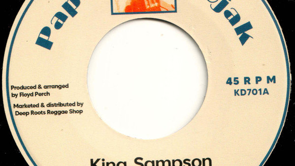 Papa Kojak ‎– King Sampson