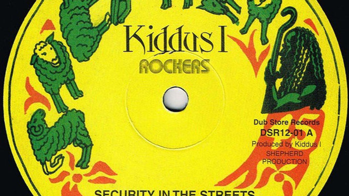 Kiddus I–Security In The Streets / Too Fat
