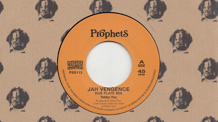 Yabby You–Jah Vengeance Dub Plate Mix