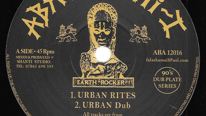 The Shanti-Ites ‎– Urban Rites / Rejoice