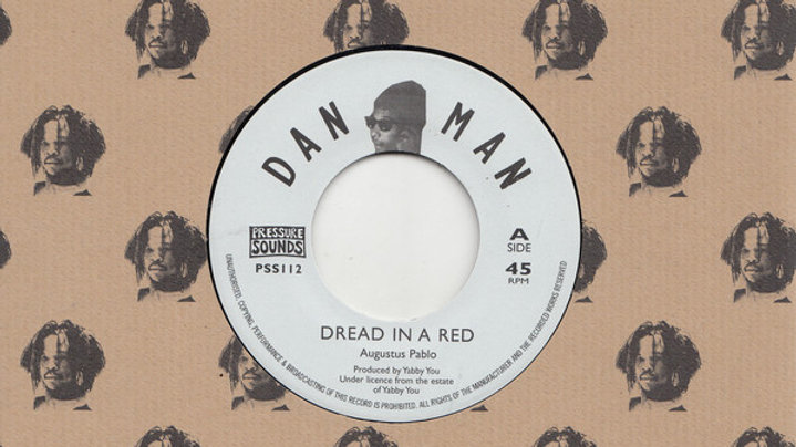 Augustus Pablo–Dread In A Red