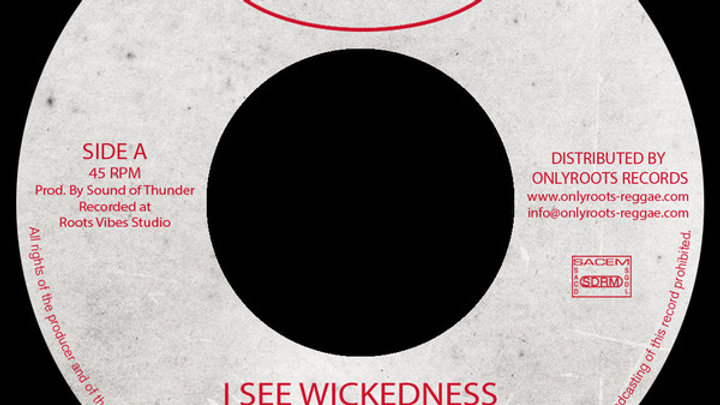 Delroy Williams–I See Wickedness
