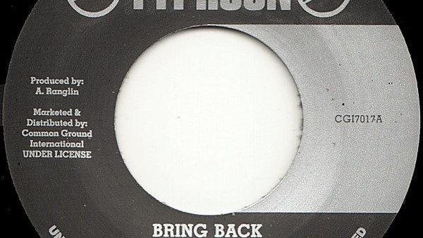 Bring Back The Good Old Days - Freddie McKay