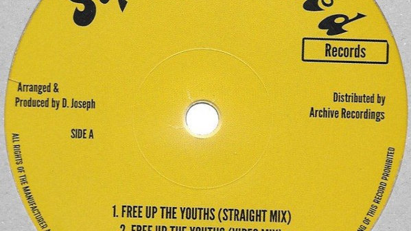 Time Unlimited ‎– Free Up The Youths