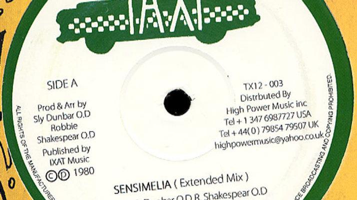 Black Uhuru–Sensimelia (Extended Mix)