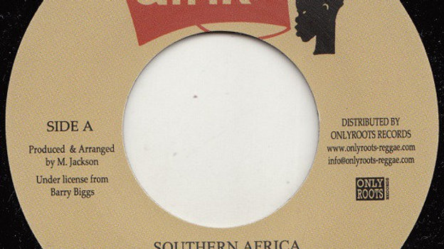 Melford Jackson–Southern Africa