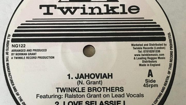 Twinkle Brothers–Jahoviah