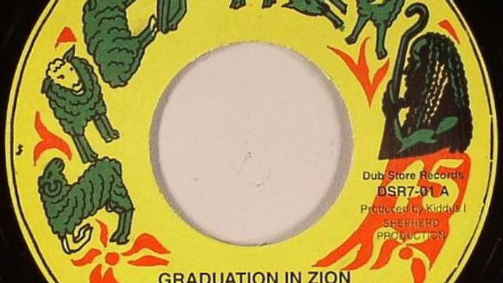 Kiddus I ‎– Graduation In Zion / Salvation