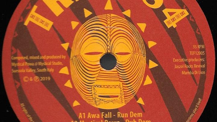 Sista Awa,Guru Pope–Run Dem / Pirates Theme