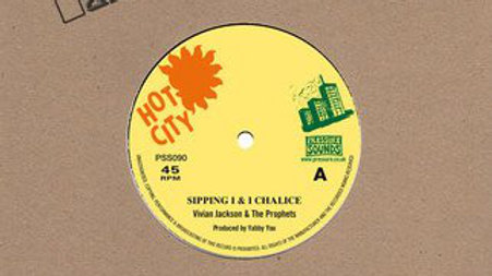 Vivian Jackson&The Prophets–Sipping I & I Chalice