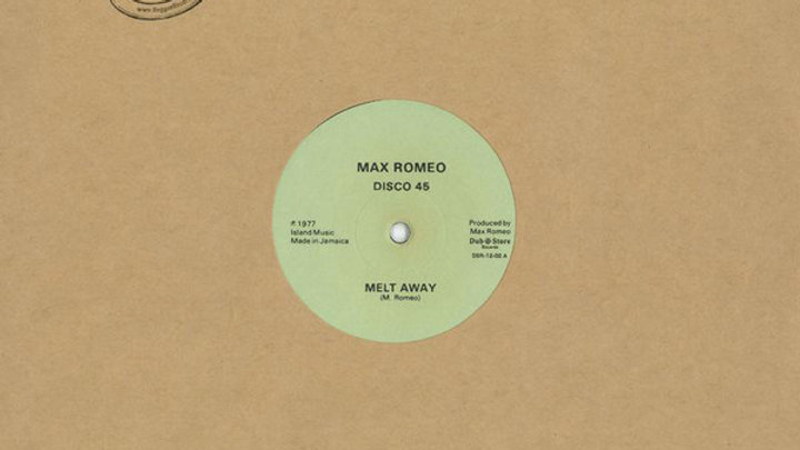 Max Romeo ‎– Melt Away