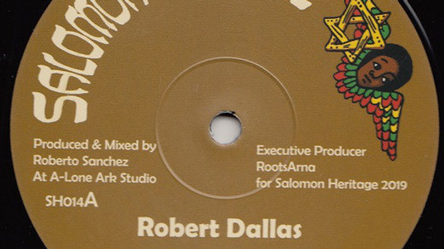 Robert Dallas / Oulda ‎– Trod Along / Such In A Bad State