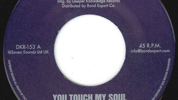 Invaders–You Touch My Soul