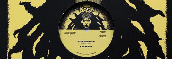Puur Babylon - Kalabash