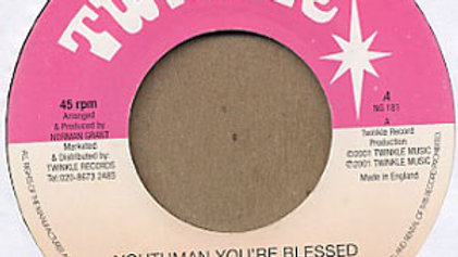 Twinkle Brothers–Youthman You're Blessed