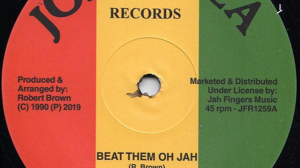 Beat Them Oh Jah - Robert Mystick
