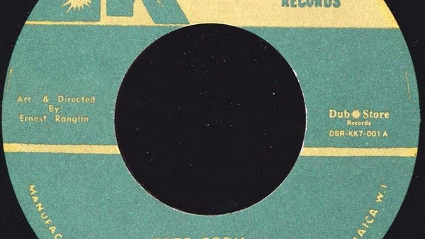 Ernest Ranglin–Free Form / Skalvouv'a