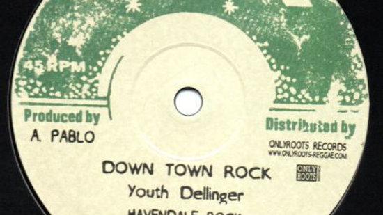 Youth Dellinger/Augustus Pablo–Down Town Rock / Havendale Rock / Skanking E