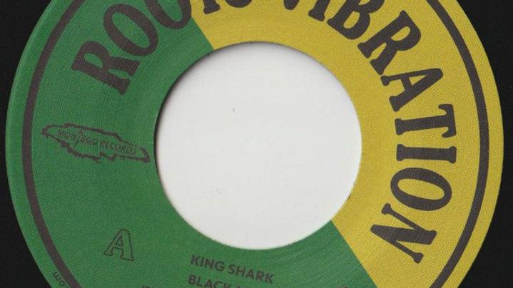 King Shark–Black Man