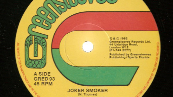 Triston Palmer –Joker Smoker